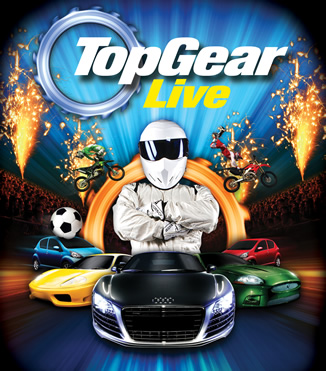 Top Gear Live 2008