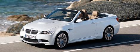 BMW M3 Кабриолет, обзор Джереми Кларксона