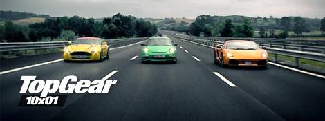 Top Gear 10x01 (РЕН ТВ)