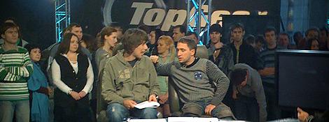 Top Gear Россия с 22 февраля. Первые студийные кадры