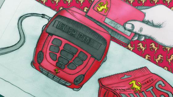 Джеймс Мэй про Ferrari 612 Scaglietti