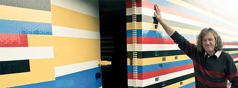 Lego-дом, который построил Мэй