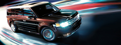 Ford Flex, обзор Джереми Кларксона