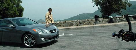 Фотографии со съемочных площадок Top Gear America
