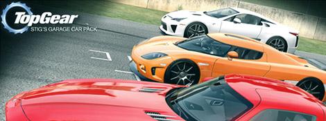Top Gear + Forza Motorsport 3