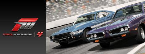 Много нового видео из Forza Motorsport 4 с Кларксоном/Top Gear