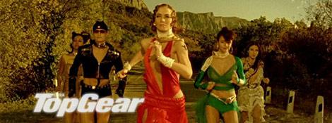 Рекламный ролик журнала Top Gear Россия, 2006