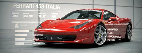 Вся Autovista из Forza Motorsport 4 от Джереми Кларксона