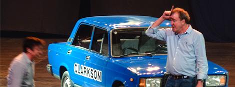 Top Gear Live 2013 состоится в Москве в феврале!