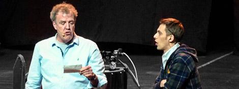 Михаил Петровский будет соведущим Top Gear Live 2013 в Москве