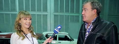 Репортаж с Top Gear Live в Вечернем Урганте