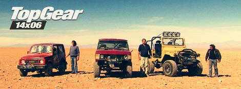Top Gear - 14x06 - Спец-выпуск из Южной Америки