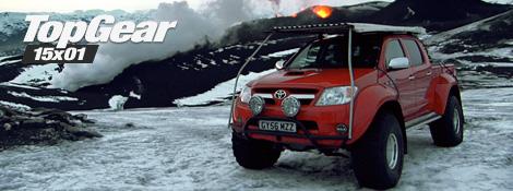 Top Gear - 15x01