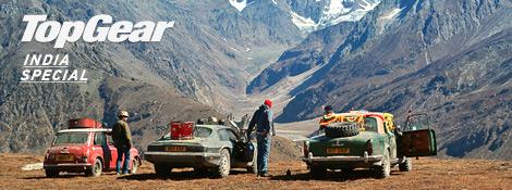 Top Gear - Путешествие по Индии