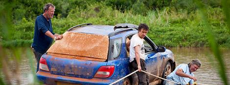 Top Gear — 19×07. Африканский спецвыпуск, часть 2