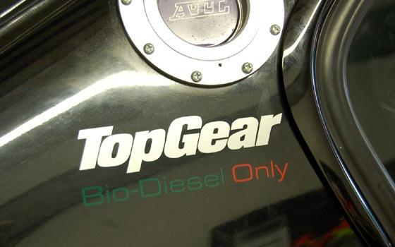 Top Gear Bio-Diesel Only