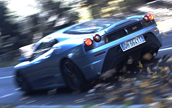 Ferrari 430 Scuderia - Top Gear Cars of the year 2007