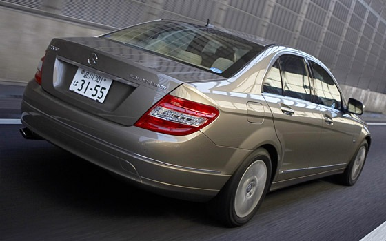Mercedes-Benz C-Class - Top Gear Cars of the year 2007