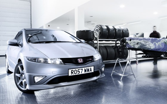 Honda Civic Type R - Top Gear Cars of the year 2007