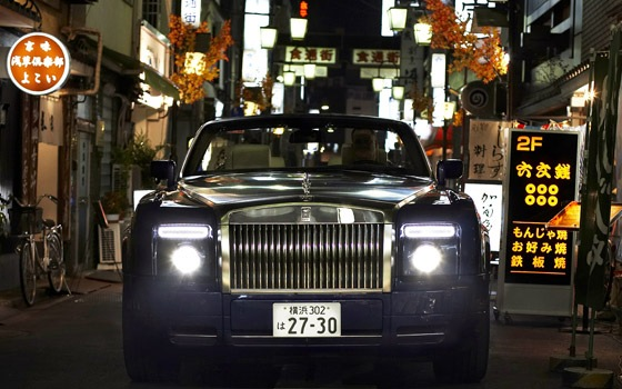 Rolls-Royce Phantom Drophead Coupe - Top Gear Cars of the year 2007
