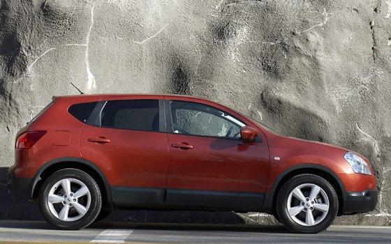 Nissan Qashqai - Top Gear Cars of the year 2007