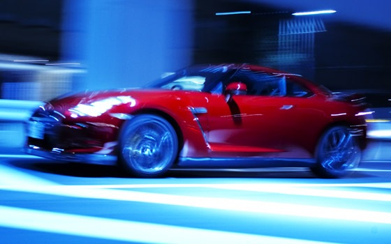 Nissan GT-R - Top Gear Cars of the year 2007