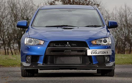 Mitsubishi Lancer Evolution X FQ-360