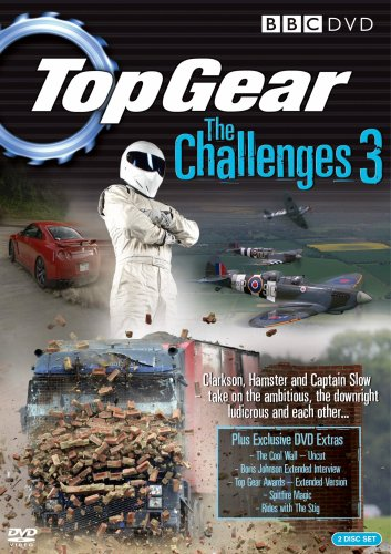 Top Gear The Challenges Vol 3