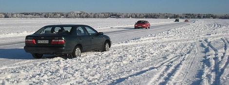 Правила вождения в зимний период