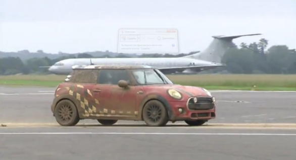 Top Gear Mini Cooper
