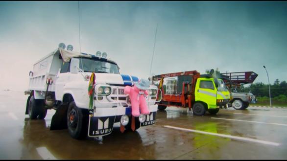 Топ Гир спецвыпуск в Бирме модернизация грузовиков