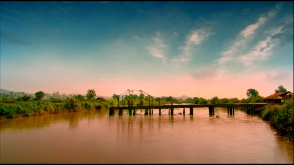 строительство моста в Бирме Топ Гир
