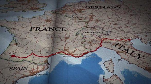 Топ Гир спецвыпуск идеальное путешествие по Италии