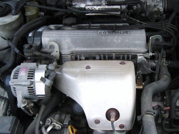 двигатель миллионник тойота