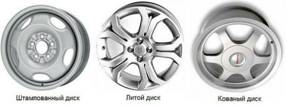 какие диски лучше штампованные или литые