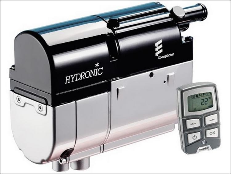 Предпусковой подогреватель двигателя HYDRONIC