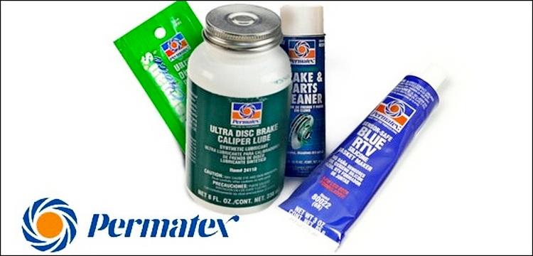 Permatex смазки для тормозных систем