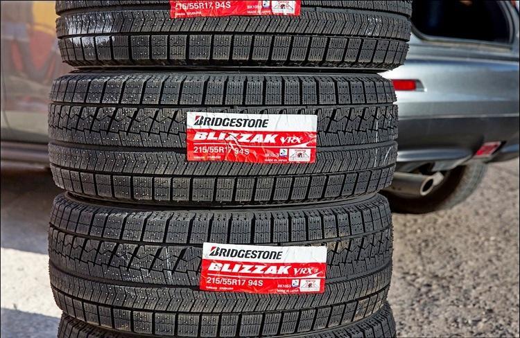 Липучка Bridgestone