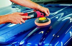 Керамическая полировка авто