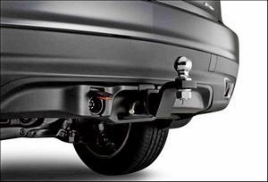 Фаркоп легкового автомобиля