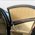 Шторки на автомобильные стекла — варианты выбора и установки