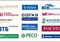 Лучшие страховые компании ОСАГО