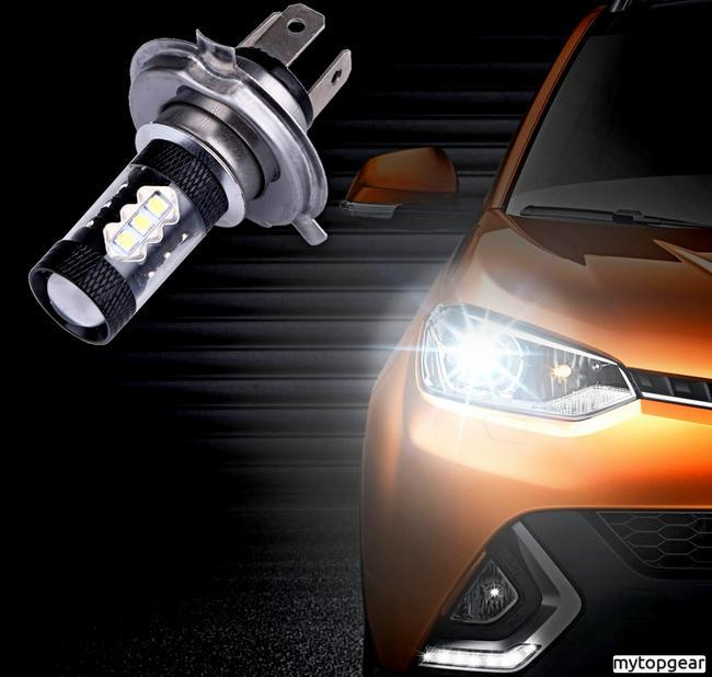 Светодиодные лампы в авто