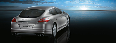 Porsche Panamera, обзор Джереми Кларксона