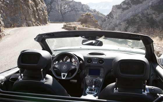 Mercedes-Benz SL 63 AMG, обзор Джереми Кларксона