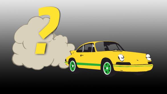 Двигатель дымит белым дымом, в чем может быть причина?