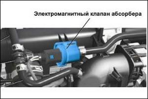 Как правильно убрать адсорбер ваз 2107 инжектор