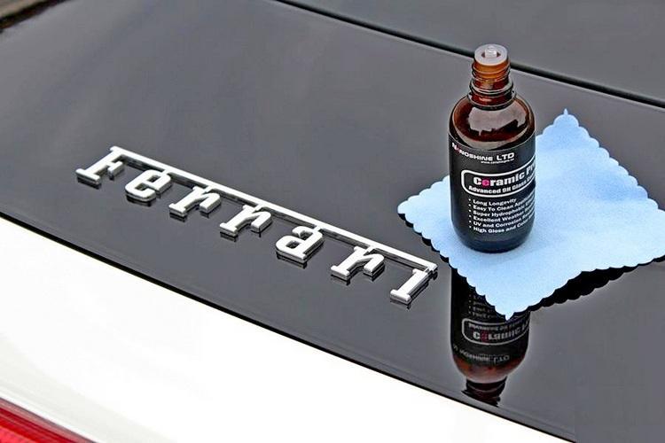 Керамическое покрытие автомобиля — плюсы и минусы